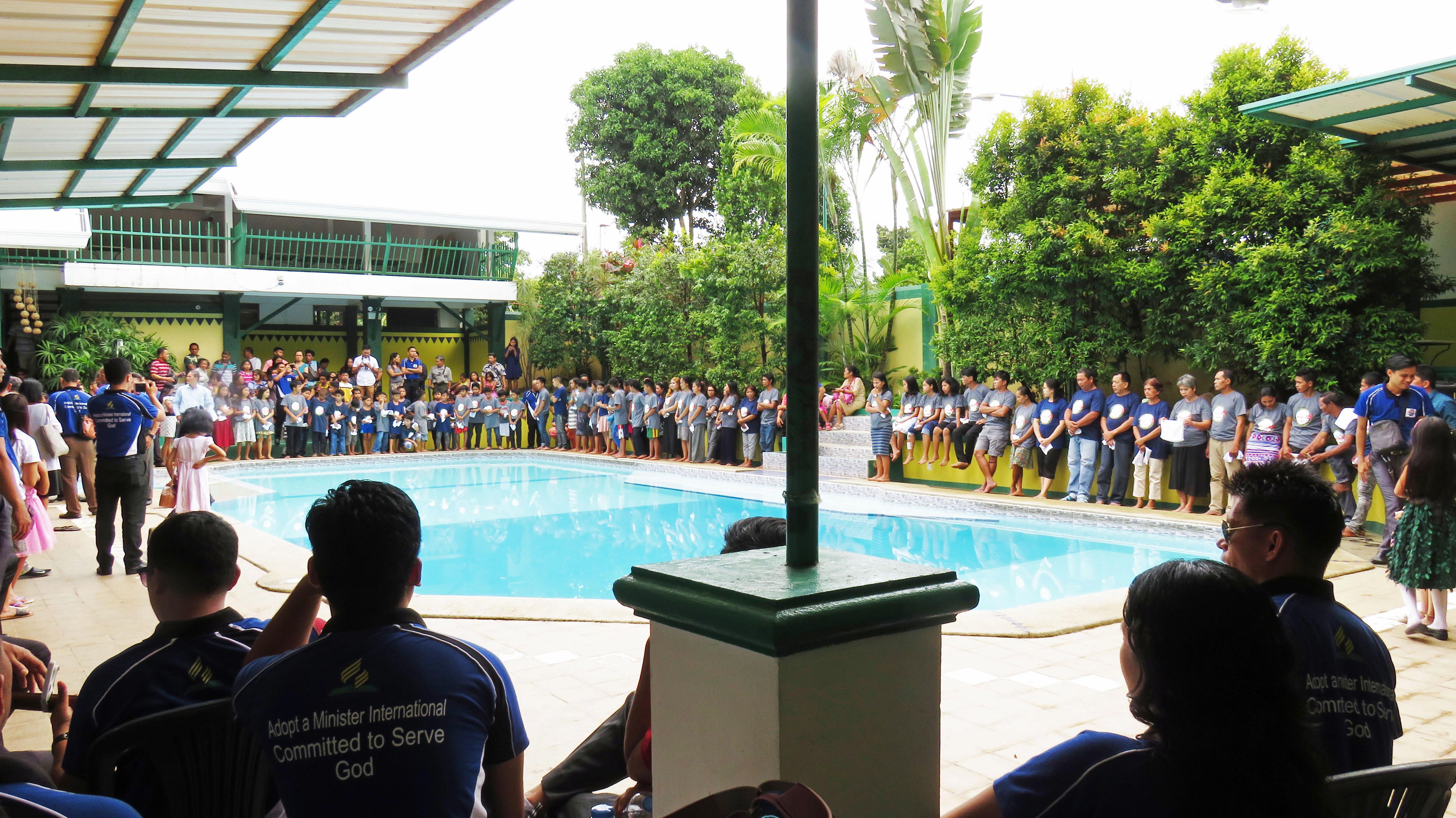 51,000 Precious Souls were Baptized in 2018 in Mindanao (Philippines)
